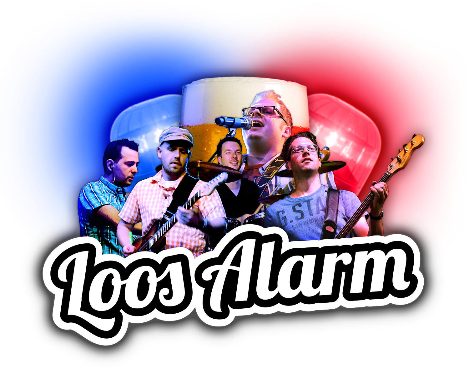 Loos ALarm Nederpop Covers